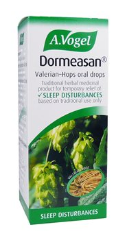Avogel Dormeasan Valerian Hops   - Click to view a larger image