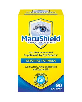 MacuShield Eye Health Supplement   - Click to view a larger image