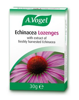 Avogel Echinacea Lozenges  - Click to view a larger image