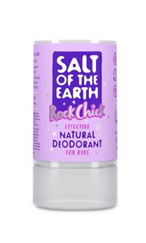 Crystal Spring Salt of the Earth Rock Chick Natural Deodorant  - Click to view a larger image