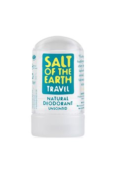 Crystal Spring Salt of the Earth Crystal Travel Size  - Click to view a larger image