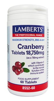 Lamberts Cranberry Tablets  - Click to view a larger image