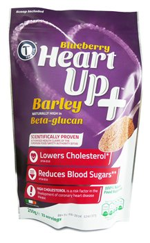 Heart Up+ Blueberry  - Click to view a larger image