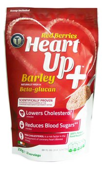 Heart Up+ Red Berries  - Click to view a larger image