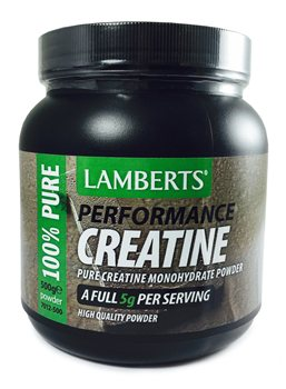 Lamberts Performance Creatine   - Click to view a larger image