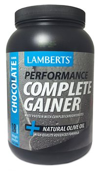 Lamberts Complete Gainer Chocololate  - Click to view a larger image