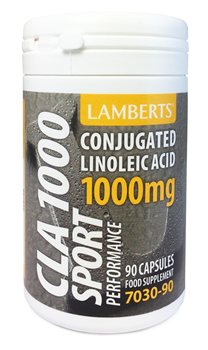 Lamberts CLA 1000mg  - Click to view a larger image
