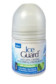 Optima Ice Guard Lemongrass Roll On   - Click to view a larger image