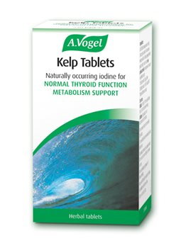 Avogel Kelp Tablets  - Click to view a larger image