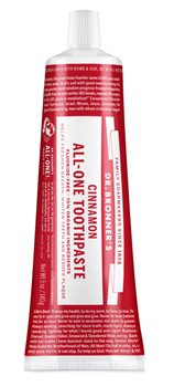 Dr Bronner's Cinnamon All-One Toothpaste  - Click to view a larger image