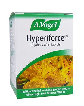 Avogel Hyperiforce St Johns Wort tablets  - Click to view a larger image