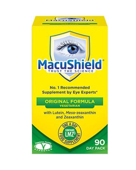 MacuShield Vegetarian  - Click to view a larger image