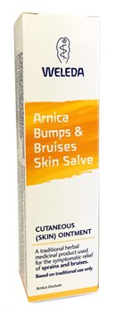 Weleda Arnica Bumps And Bruises Skin Salve  - Click to view a larger image