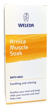 Weleda Arnica Muscle Soak  - Click to view a larger image