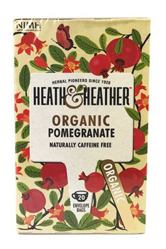 Heath & Heather Organic Pomegranate  - Click to view a larger image