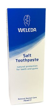 Weleda Salt Toothpaste  - Click to view a larger image
