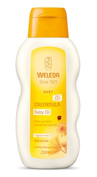 Weleda Calendula Baby Oil  - Click to view a larger image