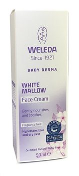 Weleda White Mallow Face Cream  - Click to view a larger image
