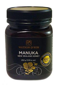 Watson & Son Manuka New Zealand Honey MGO 100+   - Click to view a larger image