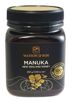 Watson & Son Manuka New Zealand Honey MGO 300+   - Click to view a larger image