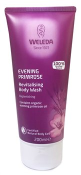 Weleda Evening Primrose Revitalising Body Wash  - Click to view a larger image