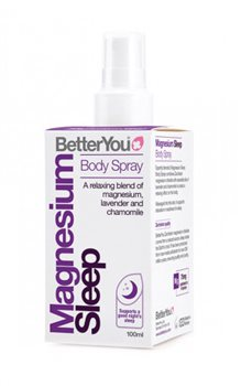 Better You Magnesium Sleep Body Spray   - Click to view a larger image