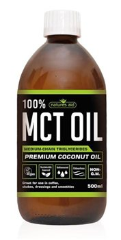 Natures Aid MCT OIL 100%  - Click to view a larger image