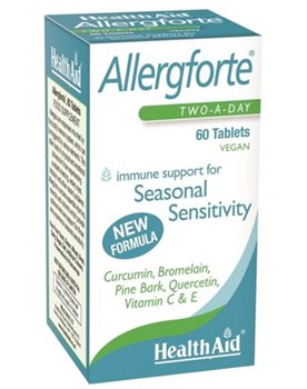 Health Aid Allergforte  - Click to view a larger image