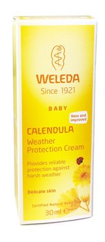 Weleda Calendula Weather Protection Cream  - Click to view a larger image