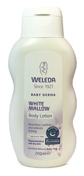 Weleda White Mallow Body Lotion  - Click to view a larger image