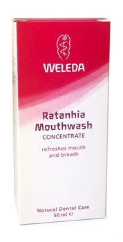 Weleda Ratanhia Mouthwash  - Click to view a larger image