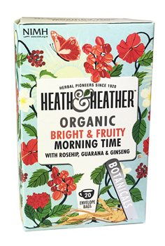 Heath & Heather Organic Morning Time  - Click to view a larger image