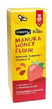 Comvita Kids Manuka Honey Elixir  - Click to view a larger image