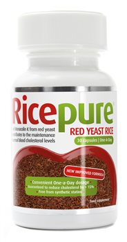 RicePure Red Yeast Rice OAD   - Click to view a larger image