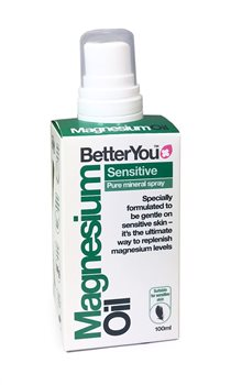 Better You Magnesium Oil Sensitive Spray  - Click to view a larger image