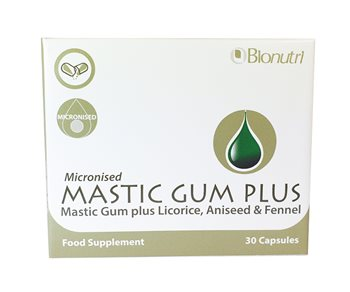 Bionutri Micronised Mastic Gum Plus  - Click to view a larger image