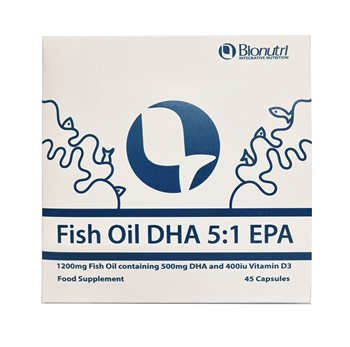 Bionutri Fish Oil DHA 5:1 EPA  - Click to view a larger image