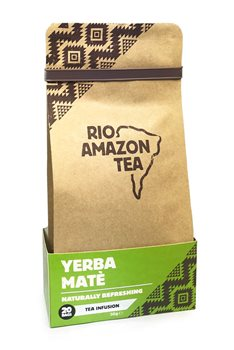 Rio Amazon Yerba Maté Tea Bags  - Click to view a larger image