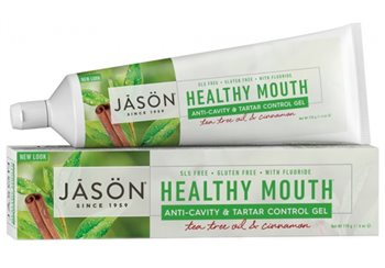 Jason Healthy Mouth Anti-Cavity & Tartar Control Gel  - Click to view a larger image
