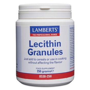 Lamberts Lecithin Granules  - Click to view a larger image