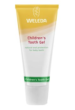 Weleda Children's Tooth Gel  - Click to view a larger image