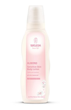 Weleda Almond Sensitive Skin Body Lotion  - Click to view a larger image