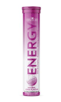 Natures Aid Energy Effervescent  - Click to view a larger image