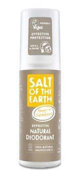 Crystal Spring Salt of the Earth Amber & Sandalwood Spray  - Click to view a larger image