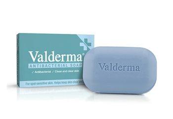 Optima Valderma Antibacterial Soap  - Click to view a larger image