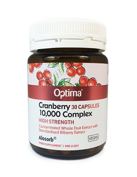 Optima Cranberry 10000 Complex  - Click to view a larger image