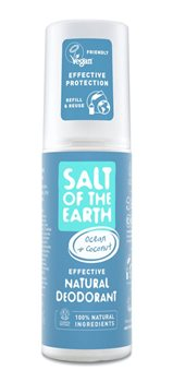 Crystal Spring Salt of the Earth Ocean & Coconut Spray  - Click to view a larger image