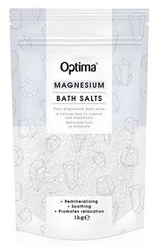 Optima Magnesium Bath Salts  - Click to view a larger image