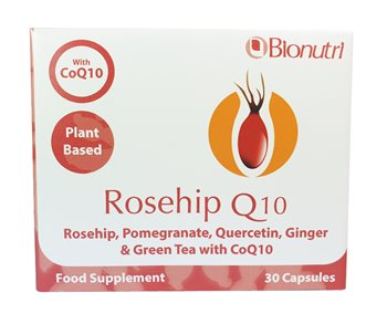 Bionutri Rosehip Q10  - Click to view a larger image