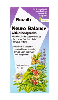 Salus Floradix Neuro Balance  - Click to view a larger image